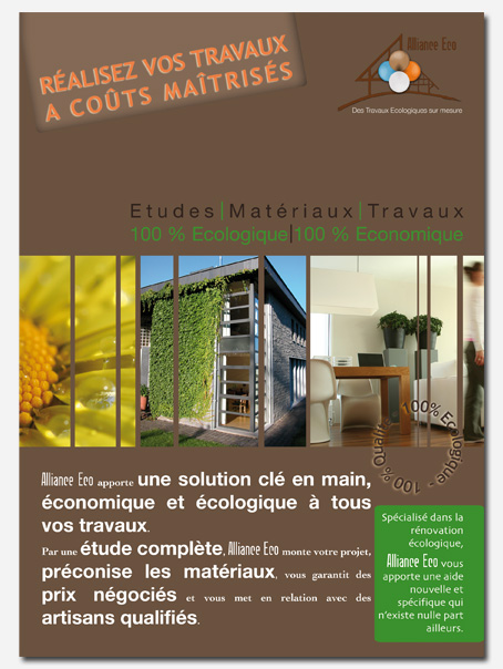 Flyer pour Alliance Eco Preview