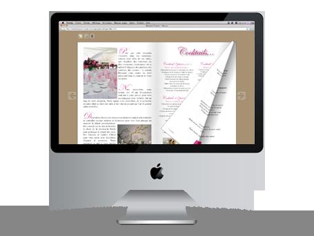 Site Internet pour Brossard Traiteur Preview