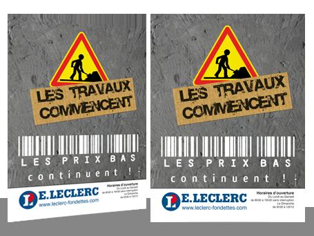 Publicité pour E.Leclerc Preview