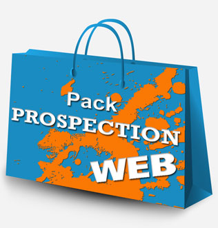 Pack Prospection Web